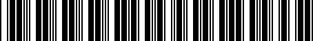 Barcode for 000051445A