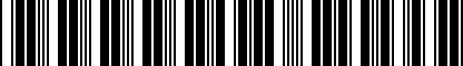 Barcode for 000093051