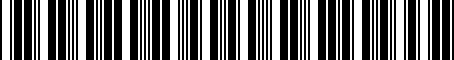 Barcode for ZVW355005A