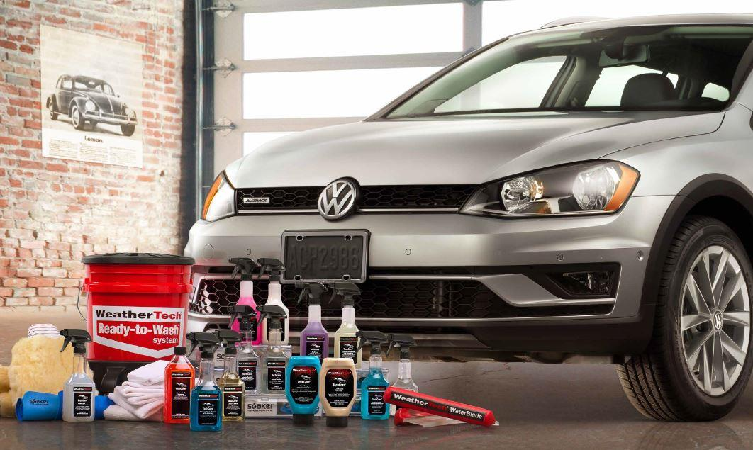 Diagram WeatherTech® TechCare® Launch Package for your Volkswagen Jetta Hybrid