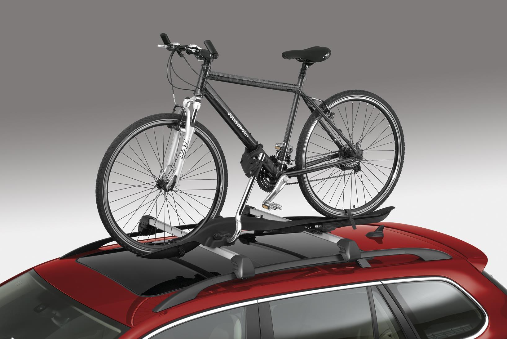 Volkswagen Touareg Bike Holder Attachment Black Bike