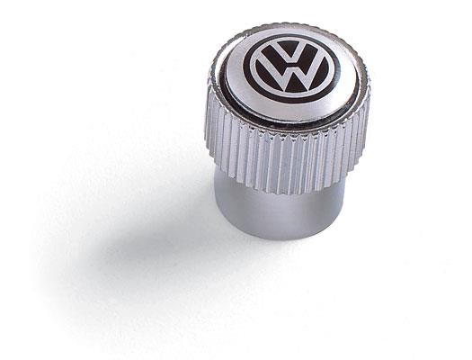 Diagram Valve Stem Caps - Black on Silver (ZVW355005A) for your Volkswagen